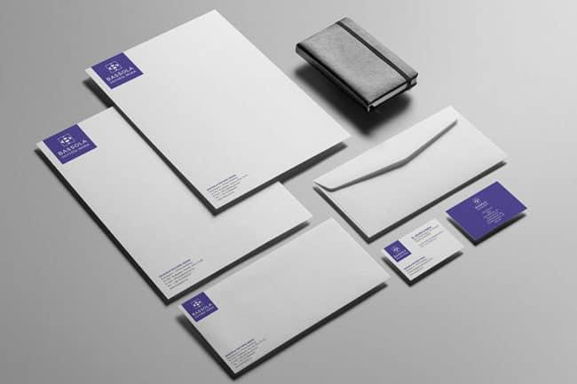 Arculattervezés, grafikai tervezés ügyvédeknek