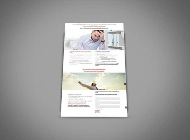 landing page, cégügyvéd, ügyvédi iroda