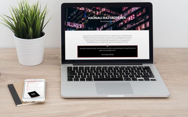Ügyvédi honlap, landing page készítés, CHSH és Dezső Ügyvédi Iroda, versenyjog, ügyvédi honlap, blog, Ügyvédhonlap