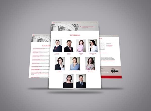 Sár és Társai Ügyvédi Iroda, Ügyvédhonlap, ügyvédi honlap, honlapfejlesztés