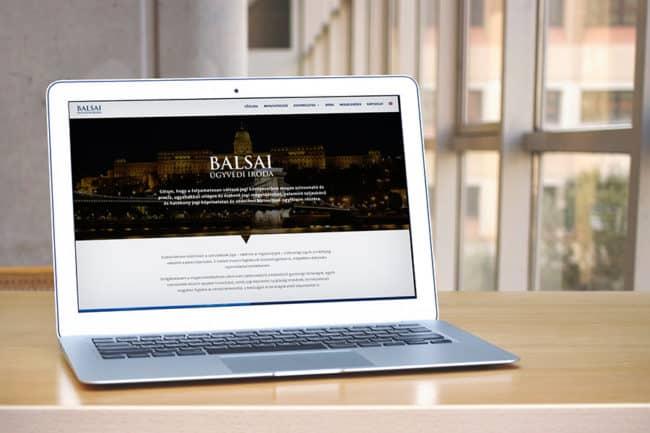 Weboldalkészítés ügyvédeknek, ügyvédi irodáknak, ügyvédhonlap